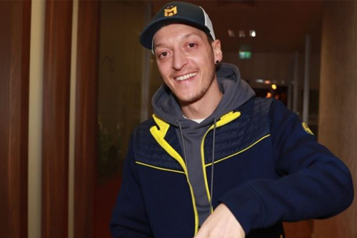 Mesut Özil Fenerbahçe