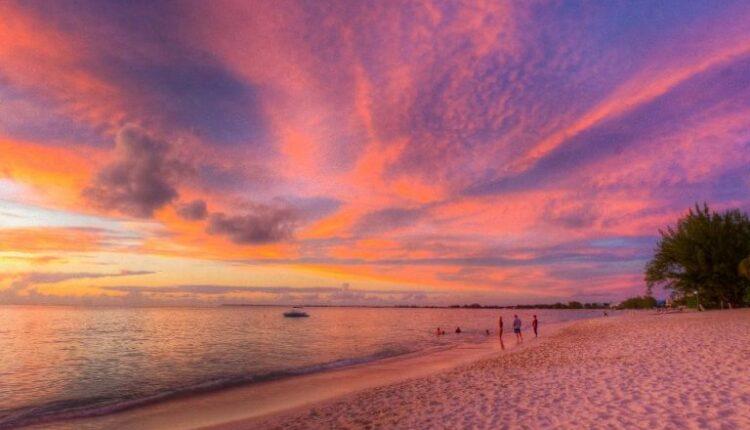 Seven Mile Beach Cayman Islands