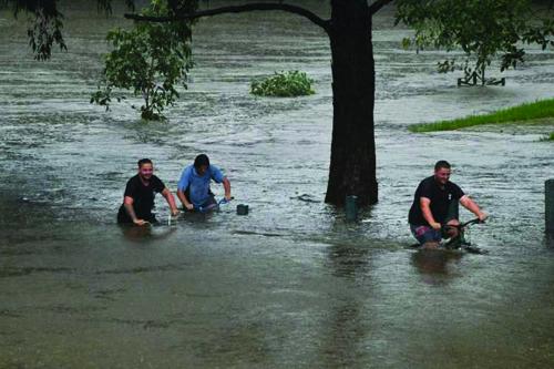Sel Felaketi Avusturalya
