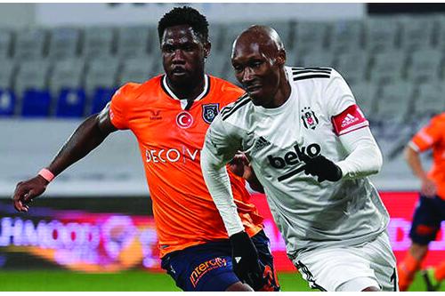 Başakşehir Beşiktaş Maçı