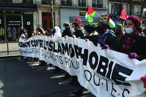 Fransa Protestolar