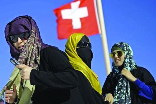 Peçe ve Burka yasak ülkeler