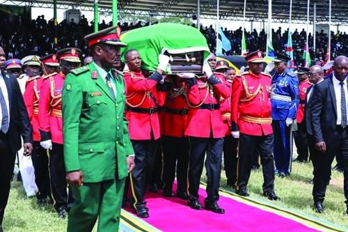 Tanzanya Cumhurbaşkanı Şüpheli Ölümü