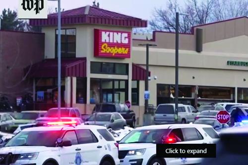 King Snoopers Cinayet