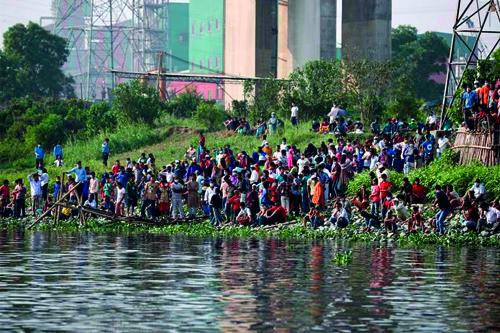 Dakka Feribot Kazası