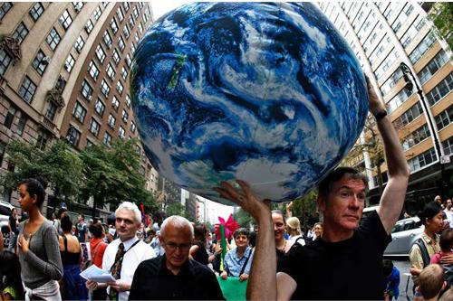 İklim Değişikliği ve Paris Sözleşmesi