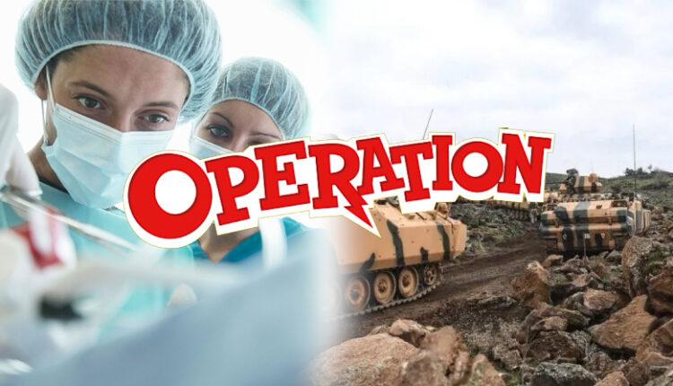 Hayatımıza Düzenlenen Operasyonlar