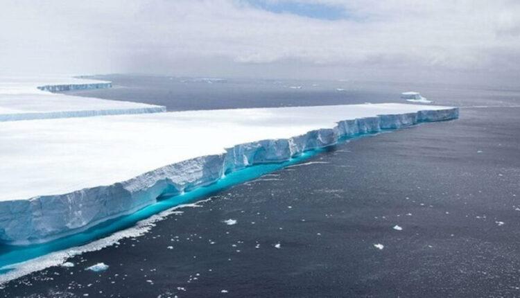 Kaybolan Buzul Dağı