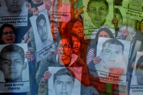 Meksika Kaybolan İnsanlar