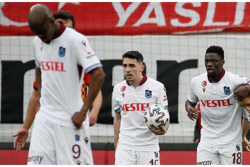 Deplasman Canavarı Trabzonspor