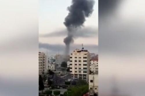 İsrailin Filistin Saldırıları