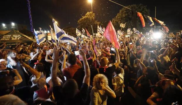 İsrail Yeni Kurulan Hükemet