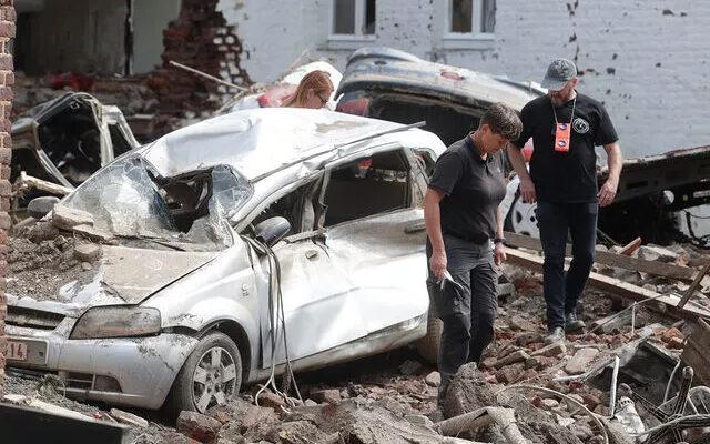 Belçika Sel Felaketi