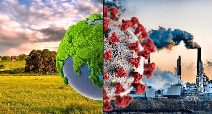 İklim Değişikliğinin Oluşturacağı Gelecek