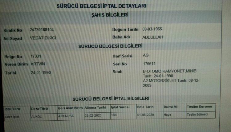 Antalya Orman Müdürlüğü