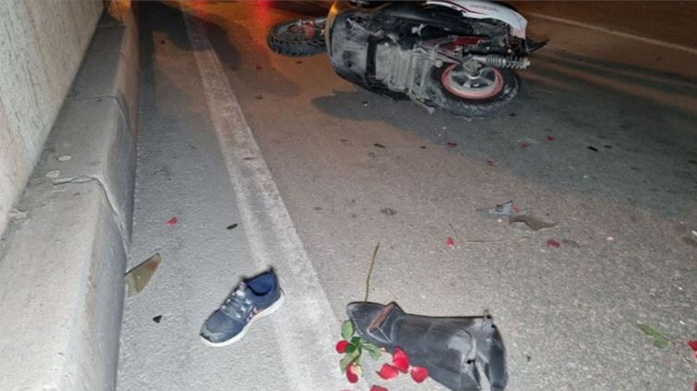 Cip Elektrikli Bisiklet Kazası