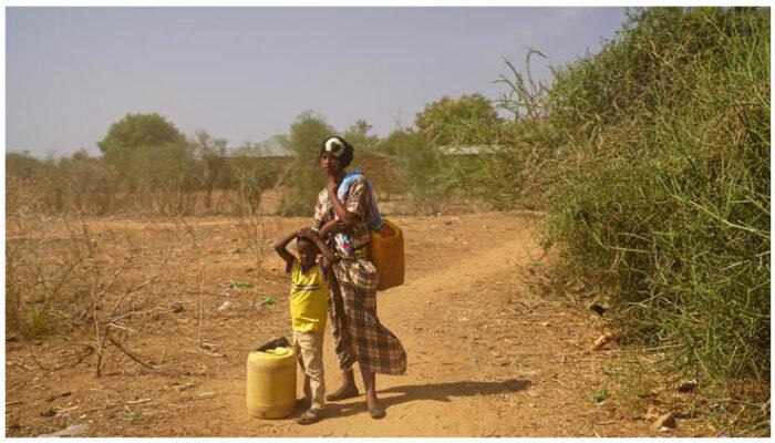 Kenya da kuraklık