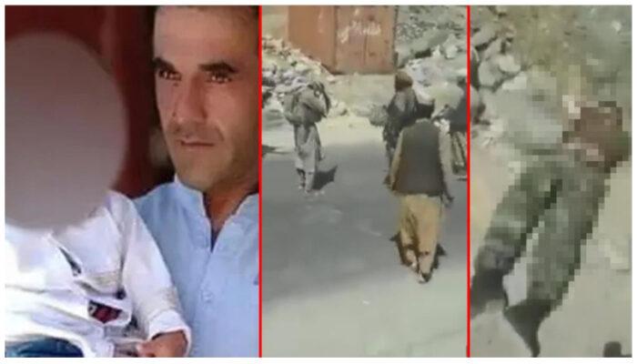 Pençşir de öldürülen siviller
