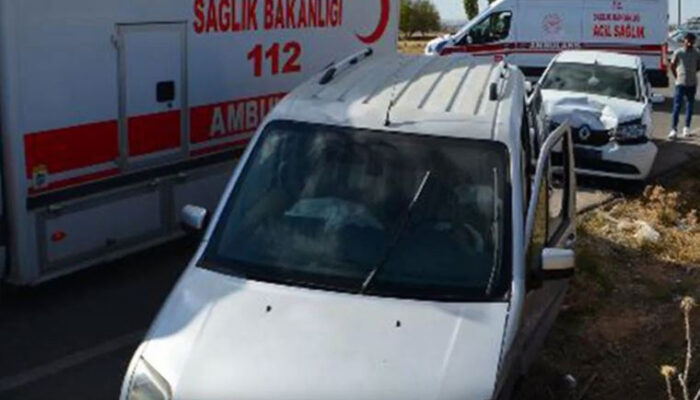 Akhisar Yolu Trafik Kazası